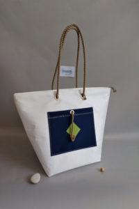 sac-de-plage IROISE L blanc