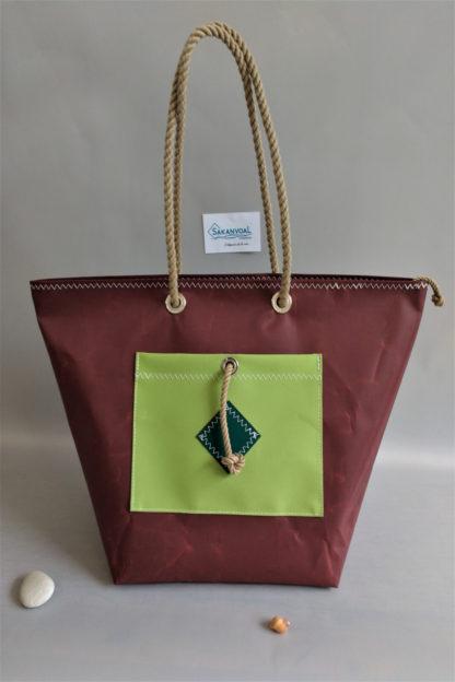 sac-de-plage sac-en-voile-de-bateau IROISE