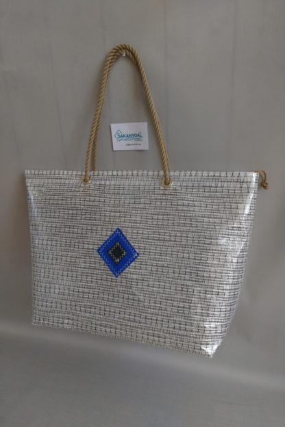 sac cabas tissu à voile MINI FASTNET L2