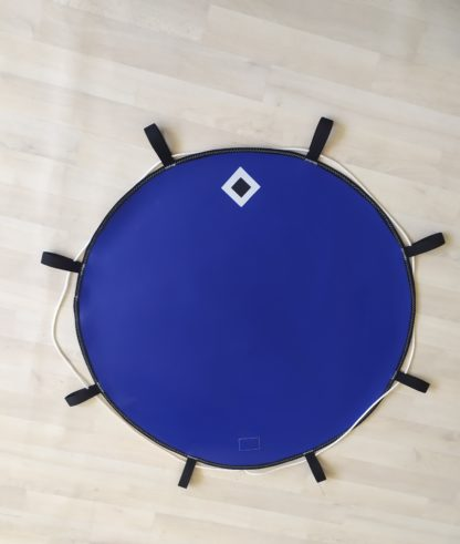 Sac tapis HAWAÏ bleu foncé