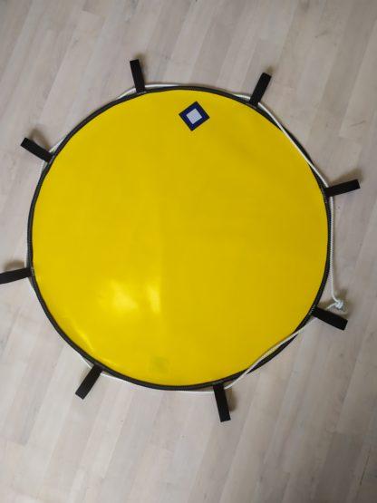 Sac tapis HAWAÏ jaune citron
